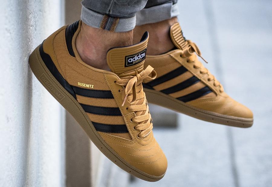 Adidas Skateboarding Busenitz Pro 'Wheat' MesaGum