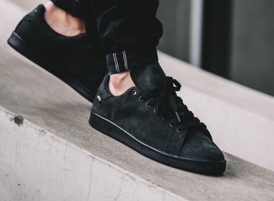 avis-basket-adidas-stan-smith-gtx-gore-tex-triple-black