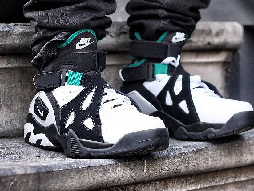 Nike Air Unlimited OG Retro 2016 'Emerald & Black'