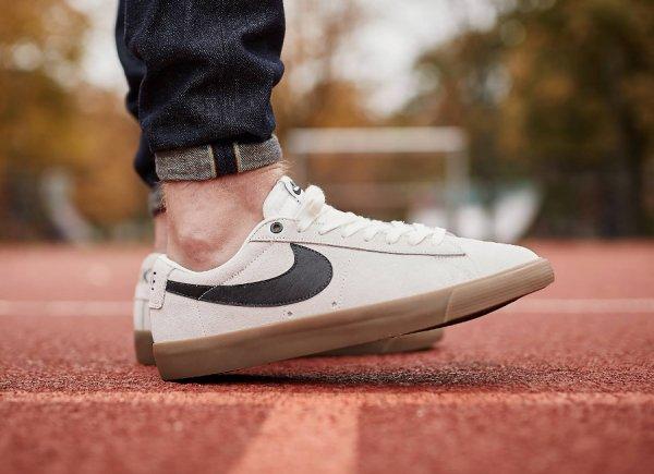 Nike SB Blazer Low GT 'Ivory Gum'