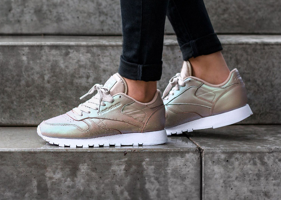 Reebok Classic Leather W 'Pearlized' Champagne