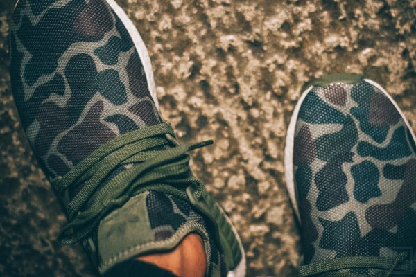 Adidas NMD XR1 'Duck Camo' Olive Cargo