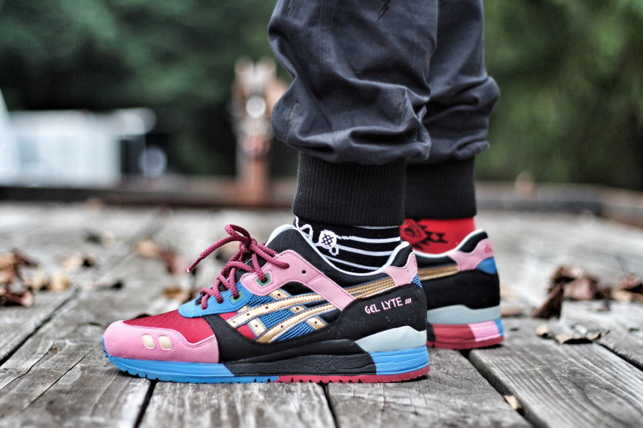 Asics x Ronnie Fieg : les 25 meilleures collaborations