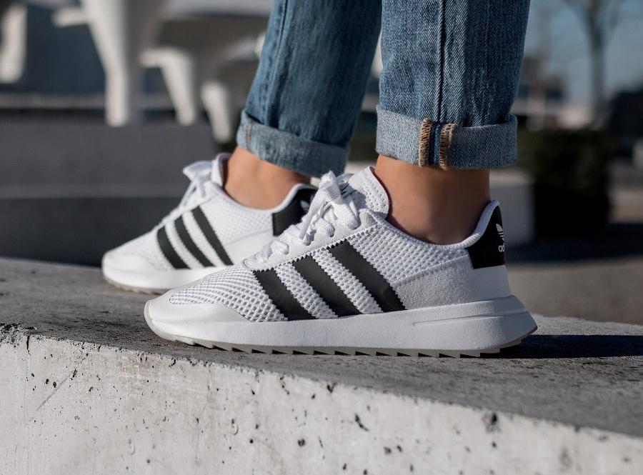 Adidas Flashrunner 'Dragon OG' W White Black