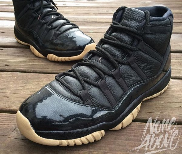 30 Air Jordan 11 customisées au top