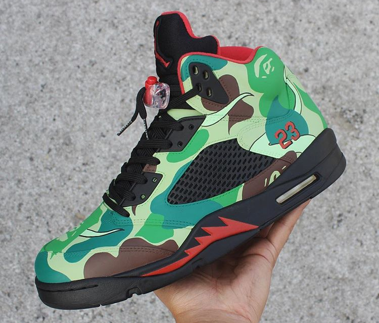 bape-x-kaws-x-air-jordan-5-camo-carmeno_customs