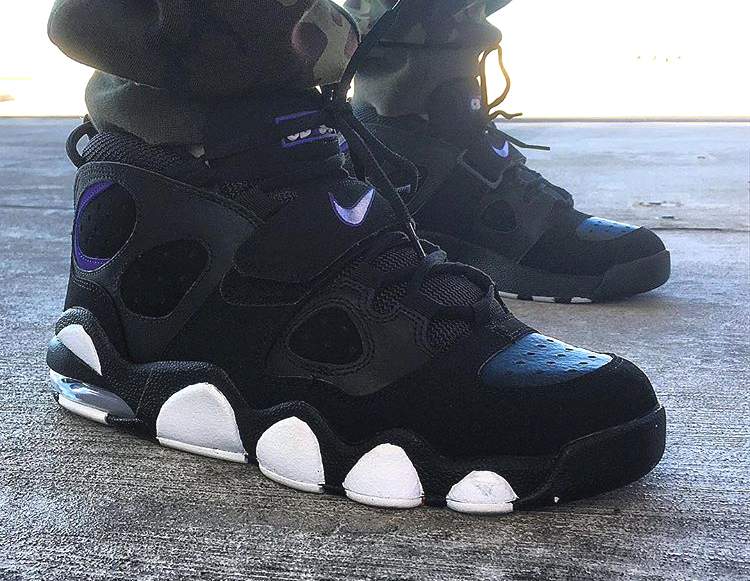 Nike Air CB 34 'Godzilla' OG (Charles Barkley) Retro 2016