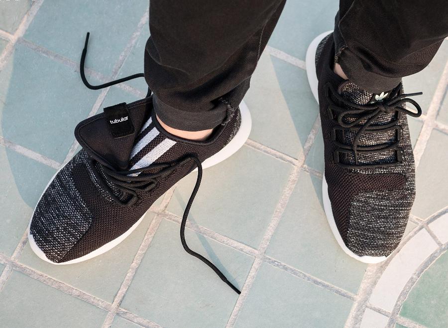 tubular shadow adidas femme noir