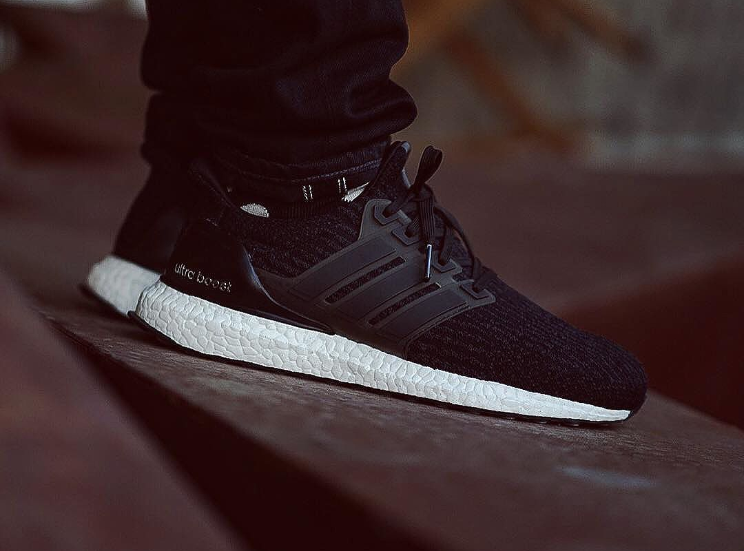 Adidas Ultra Boost 3.0 'Pirate Black'