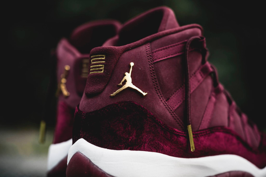 Air Jordan 11 Retro RL GG 'Heiress' Velvet