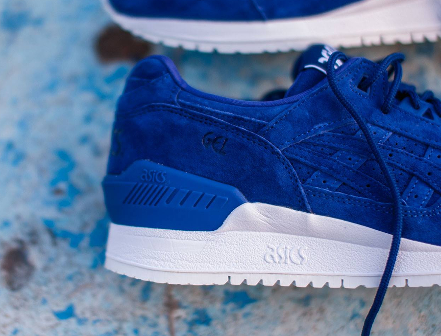 Asics Gel Respector 'Virtual Space Pack' (blue white