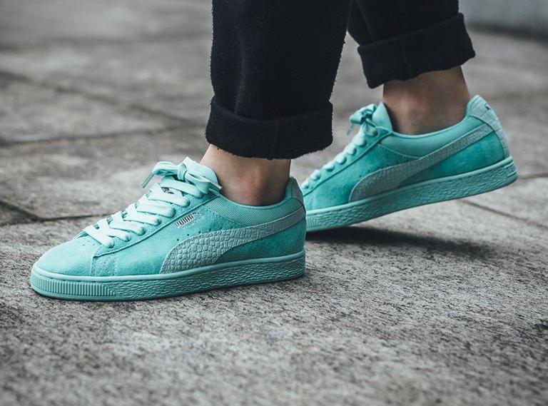 chaussure-diamond-supply-x-puma-suede-en-daim-turquoise-imprime-crocodile-3