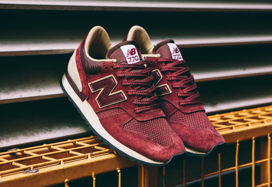 New Balance M770 OG Retro 2016 (Made in England)