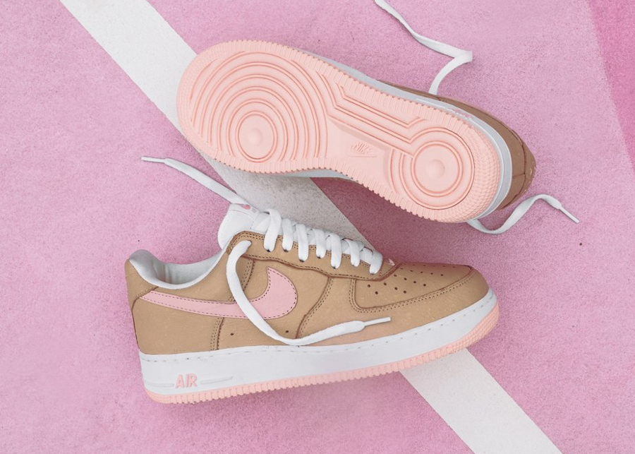 Nike Air Force 1 Low Linen 2016 (Kith Exclusive)