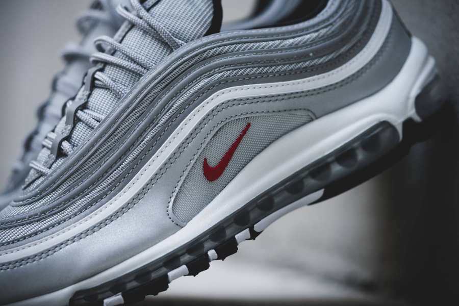 Nike Air Max 97 OG gris argent métallique