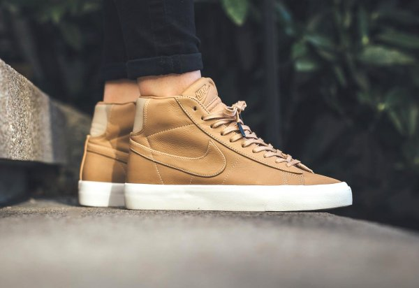 Nike Blazer Mid Studio PRM 'Vachetta Tan'