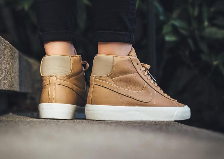 chaussure-nike-blazer-mid-studio-prm-cuir-beige-2