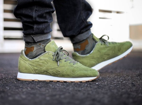 Reebok Classic Leather TDC 'Canopy Green'