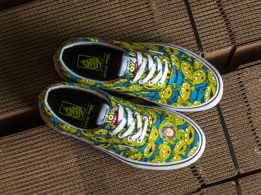 Toy Story x Vans Era 'Aliens'
