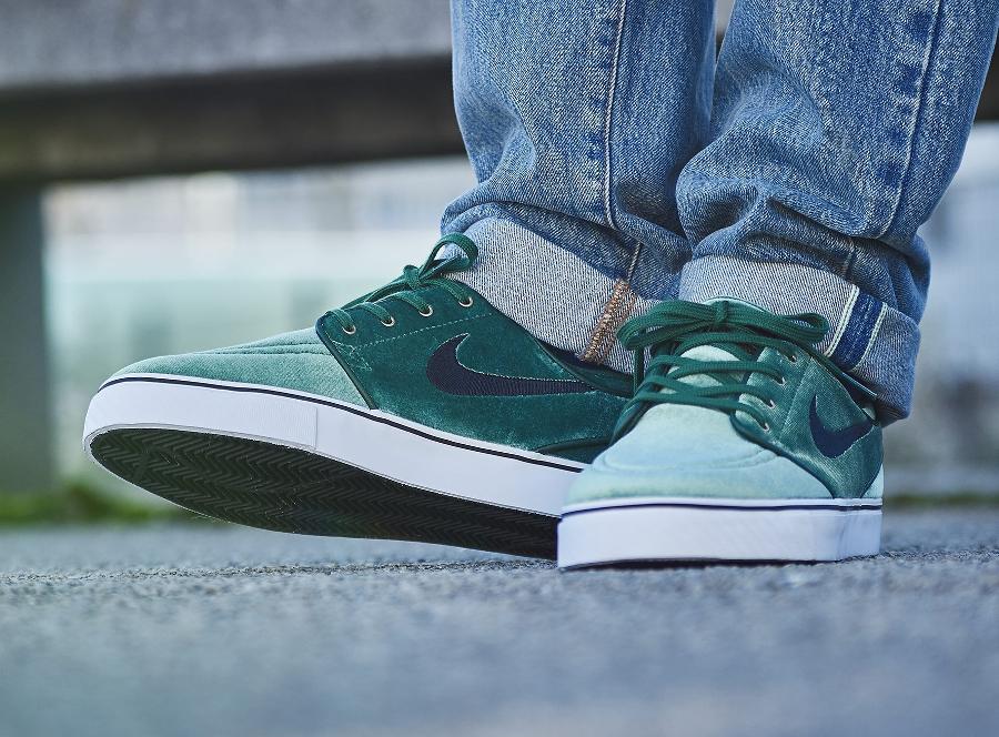 avis-basket-nike-sb-stefan-janoski-premium-green-velvet-velours-vert-2