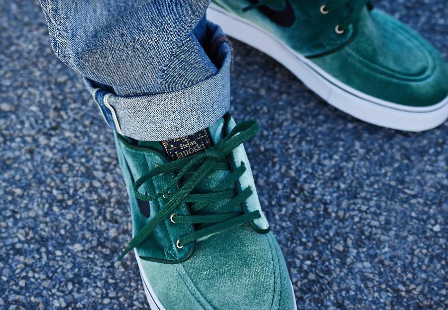 avis-basket-nike-sb-stefan-janoski-premium-green-velvet-velours-vert-3