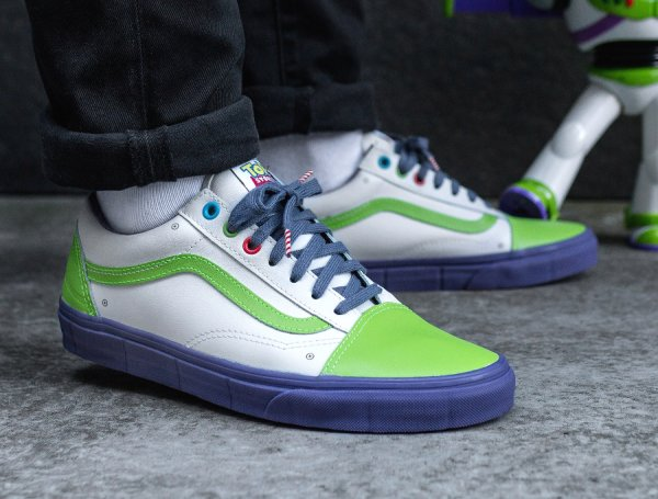 Vans Old Skool Toy Story 'Buzz Lightyear' (Buzz l'Éclair)