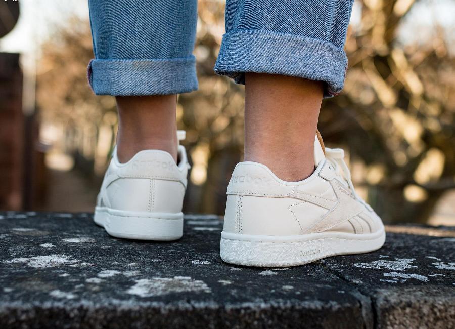 Representación Árbol detrás  Reebok NPC UK AD W 'Chalk White' (femme) | Sneakers-actus