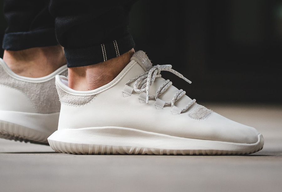 adidas tubular shadow cuir