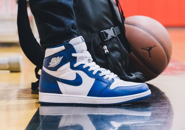 Air Jordan 1 High OG Retro 'Storm Blue'