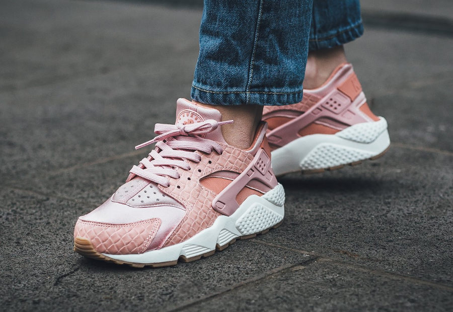 Basket Huarache Rose