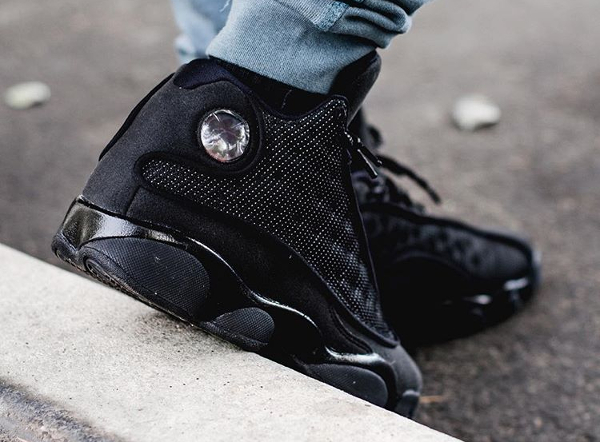 Air Jordan 13 Retro Black Cat - @tucsonlaces
