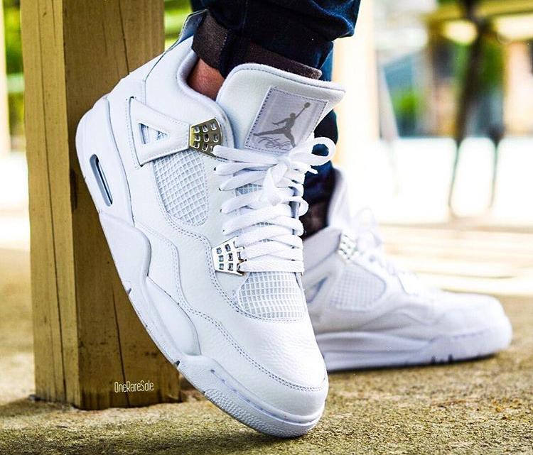 Air Jordan 4 Retro Pure Money - @oneraresole