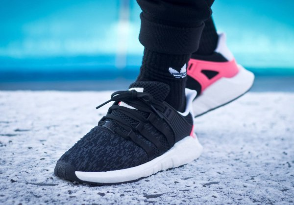 Adidas EQT Support 9317 Boost Turbo Pink (homme)