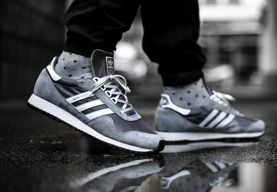 Adidas Originals New York OG Granite