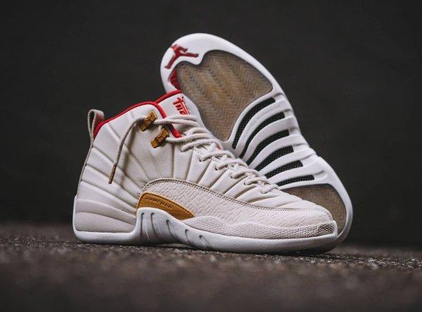 Le pack Air Jordan 12 Retro 'Chinese New Year'