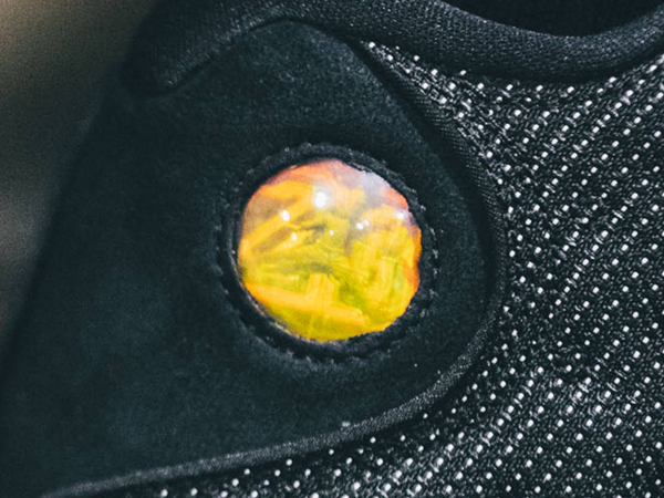 Basket Air Jordan 13 Chat Noir (5)
