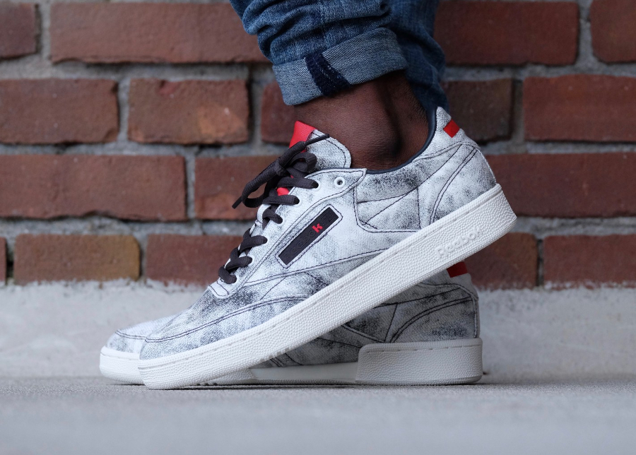 Kendrick Lamar x Reebok Club C 85 'Acid Washed Denim'