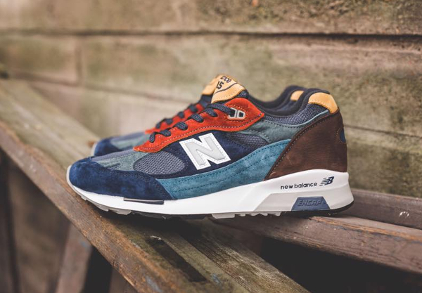 Basket New Balance M991.5YP Yard Pack (made in England) (1)