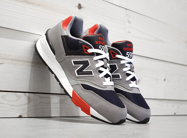 basket new balance 597 homme
