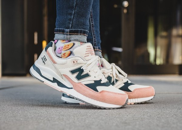 new balance 530 suede femme