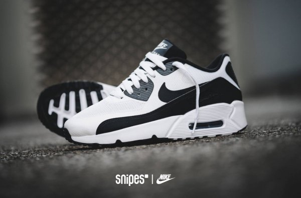 3840d701880 Nike Air Max 90 Ultra Essential 2.0  White Black  (noir   blanche)
