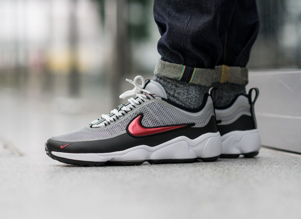 Nike Air Zoom Spiridon Ultra OG 'Metallic Silver'