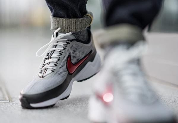 Basket Nike Air Zoom Spiridon Ultra OG Metallic Silver (3)