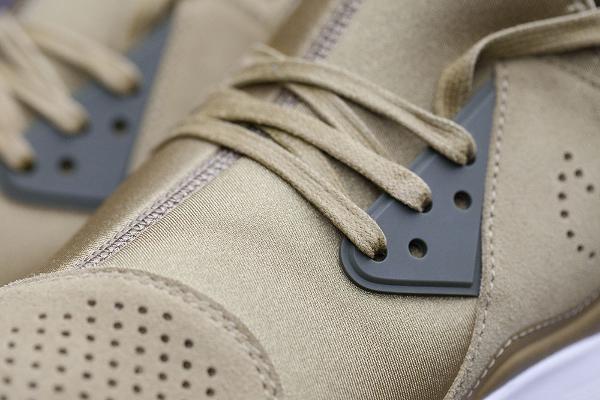 Basket Nike Lunarcharge Premium Suede Camper Green (homme & femme) (5)