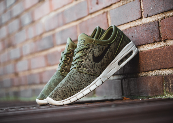 Nike SB Janoski 'Olive Pack'