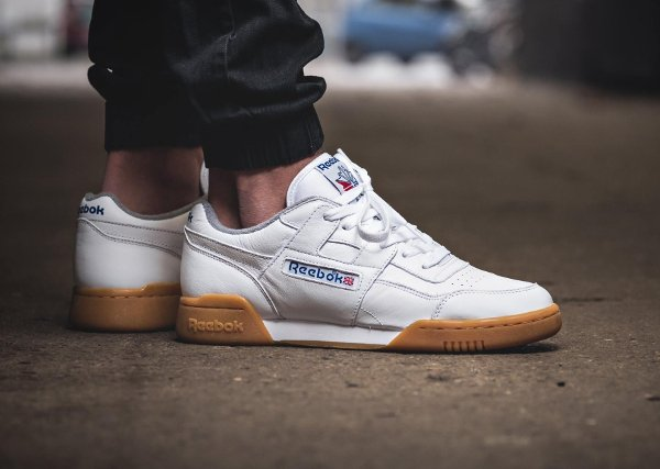Reebok Workout Plus R12 'White Gum'