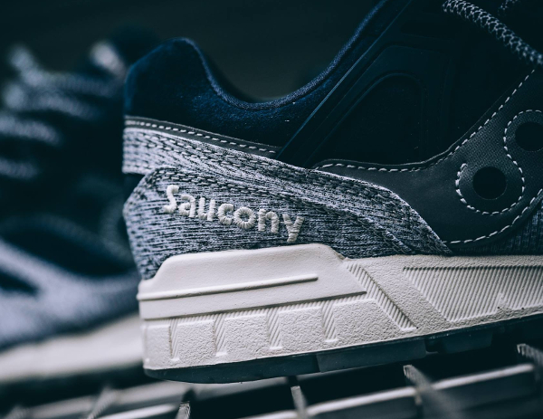 Basket Saucony Grid SD Dirty Snow II Pack (3)