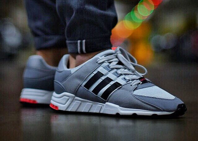 Chaussure Adidas EQT Support 93 RF Refined Light Onix Turbo