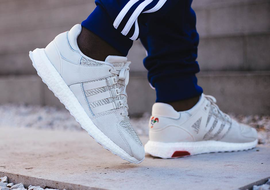 Chaussure Adidas EQT Support Ultra 'CNY' Year of the Roaster (2)