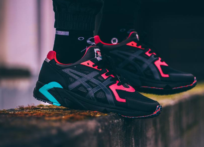 Asics Gel DS Trainer OG 'Black'